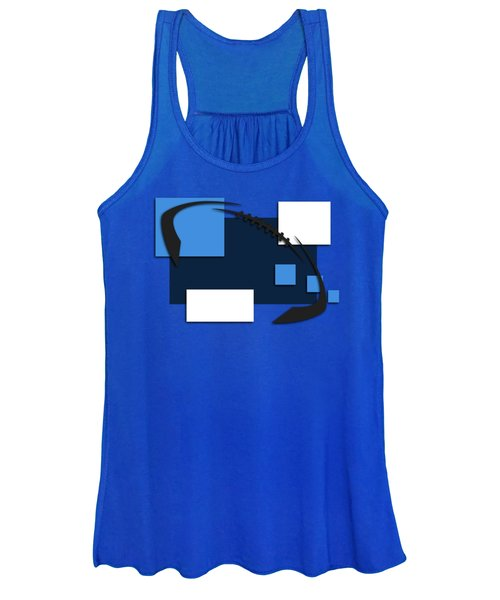 Tennessee Titans Abstract Shirt Women's Tank Top