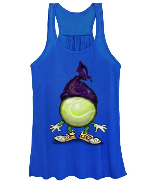 Tennis Wiz Women's Tank Top