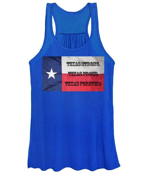 Texas Strong Women's Tank Top