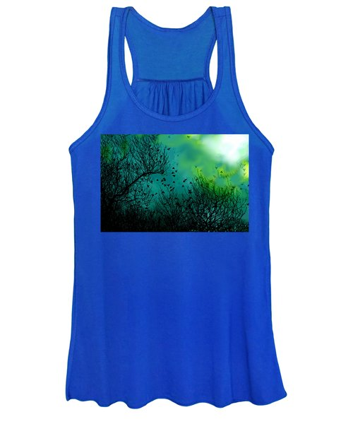 The Birds Of The Air  Women's Tank Top