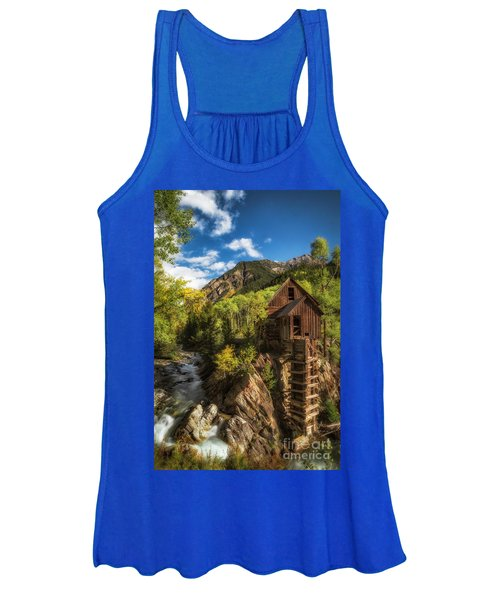 The Crystal Mill Women's Tank Top