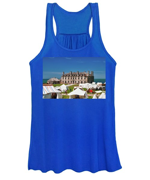 The French Castle 6709 Women's Tank Top