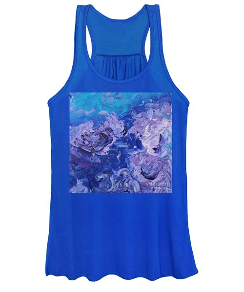 The Invisible Woman Women's Tank Top