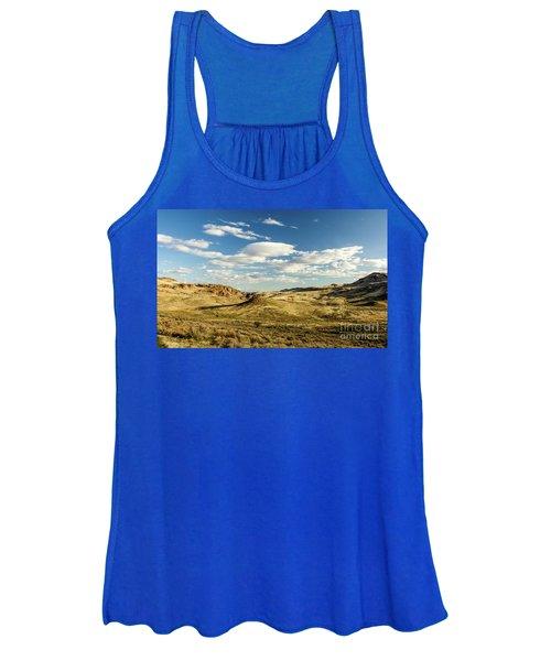 The Owyhee Desert Idaho Journey Landscape Photography By Kaylyn Franks  Women's Tank Top