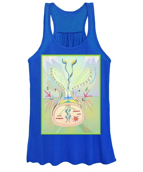 Thought Seed Women's Tank Top