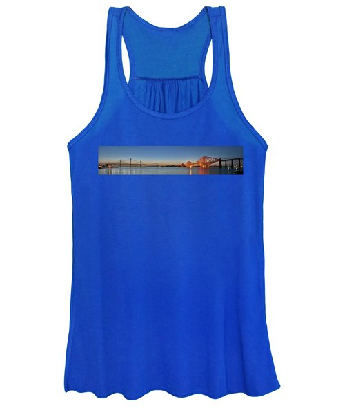 Three Forths At Dusk Women's Tank Top