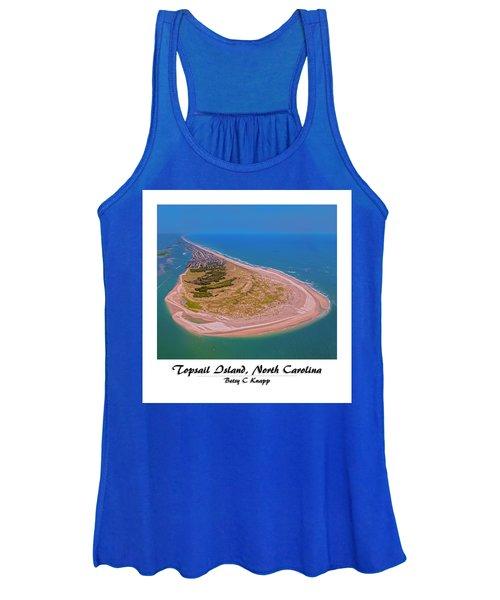 Topsail Aerial Custom Women's Tank Top