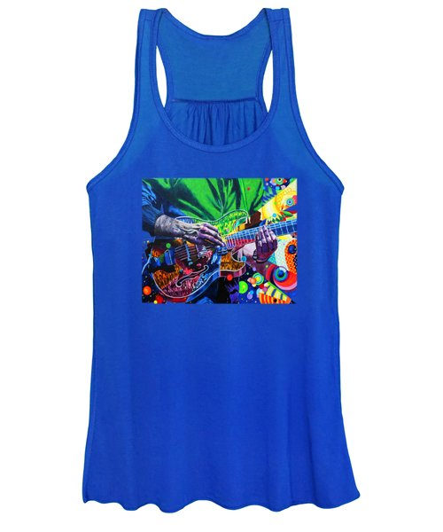 Trey Anastasio 4 Women's Tank Top