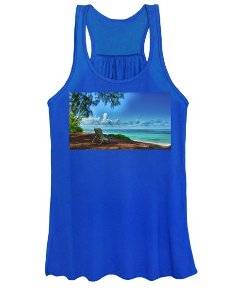 Tropical View Women's Tank Top
