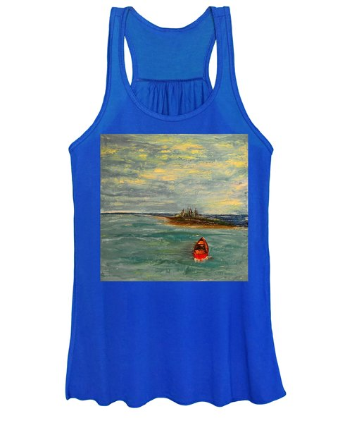 Turtle Bay Women's Tank Top