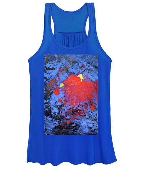 Untitled Abstract-7-817 Women's Tank Top