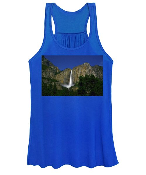 Upper Yosemite Falls Under The Stairs Women's Tank Top