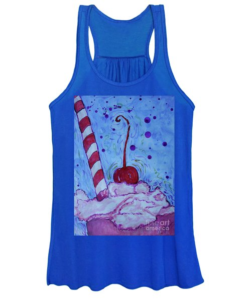 Very Cherry Soda Women's Tank Top