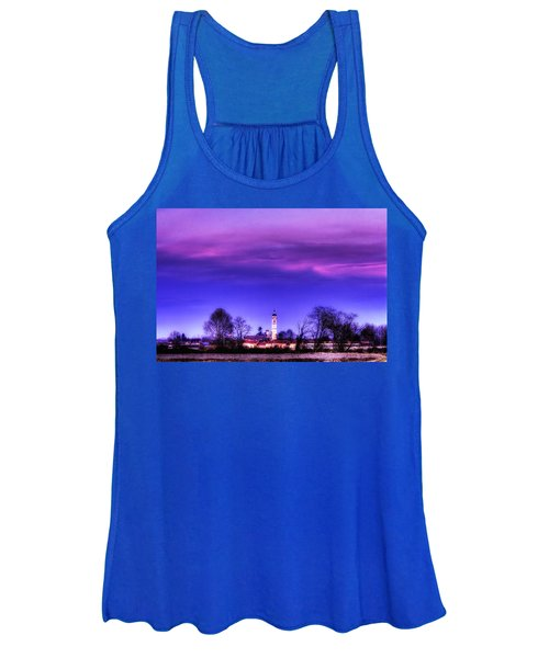 View Of San Giorgio Lomellina Women's Tank Top