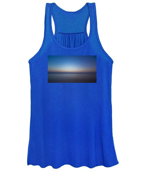 Waiting For A New Day Women's Tank Top
