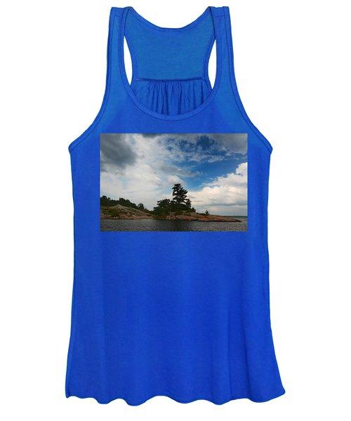 Wall Island Big Sky 3627 Women's Tank Top