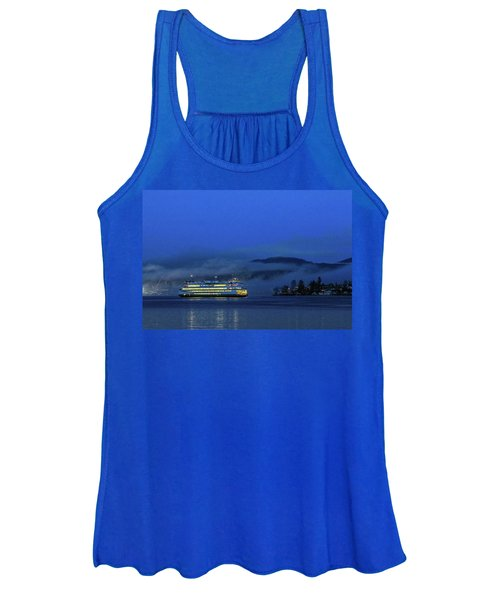 Washington State Ferry Hyak Women's Tank Top