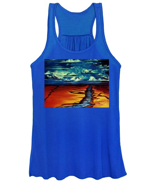 Where In The Worlds Women's Tank Top
