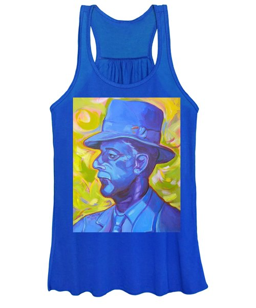 William Faulkner Women's Tank Top