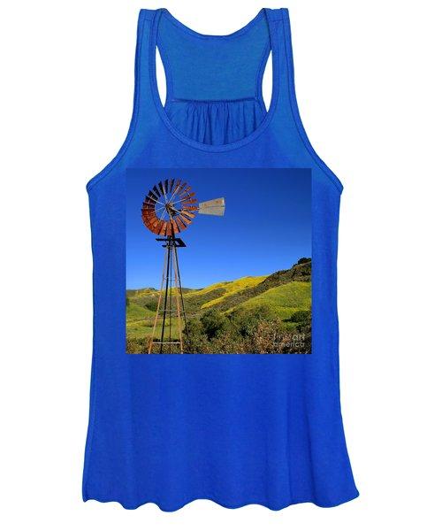 Windmill Women's Tank Top