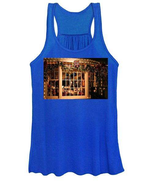 Window Shopping Women's Tank Top