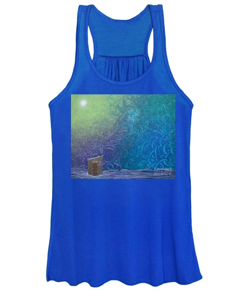 Winter Solitude 2 Women's Tank Top