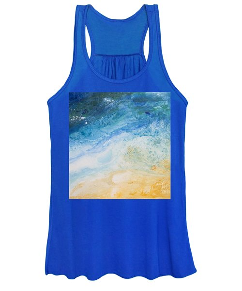 Zoom In Or Out Women's Tank Top