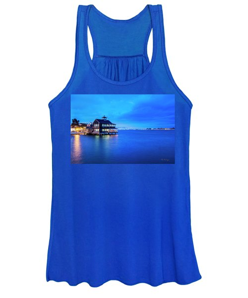 Dinner On The Bay Women's Tank Top