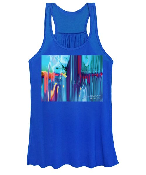 Drenched Women's Tank Top
