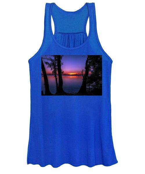 Spectacular Sunset Women's Tank Top