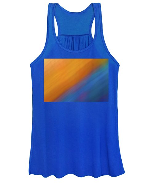 Abstract 44 Women's Tank Top