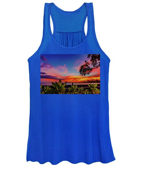 After Sunset Colors Women's Tank Top