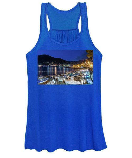 An Evening In Levanto Women's Tank Top