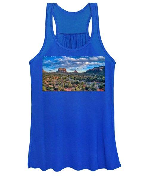 Bell Rock Scenic View Sedona Women's Tank Top