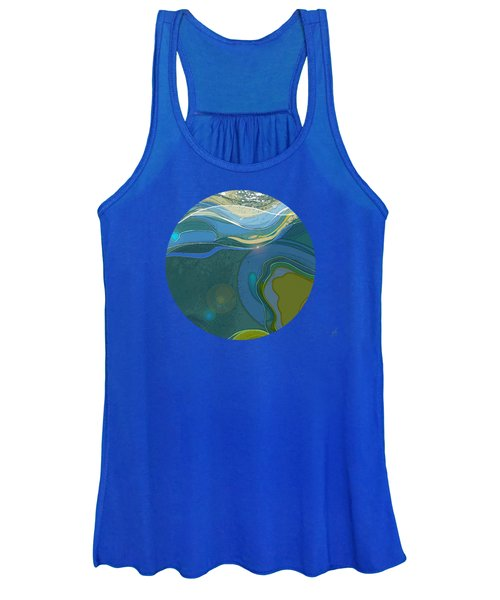 By The Sea Women's Tank Top