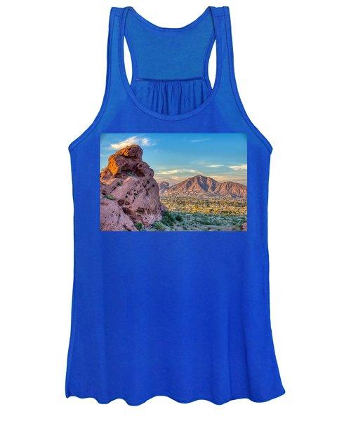 Camelback Mountain  Women's Tank Top