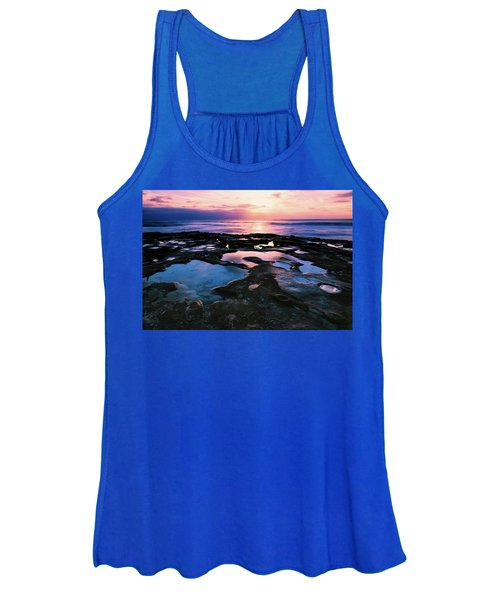 Candy Colored Pools Women's Tank Top