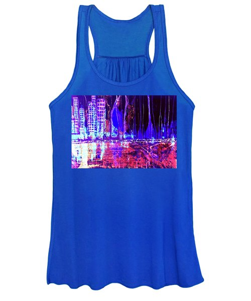 City By The Sea Right Women's Tank Top
