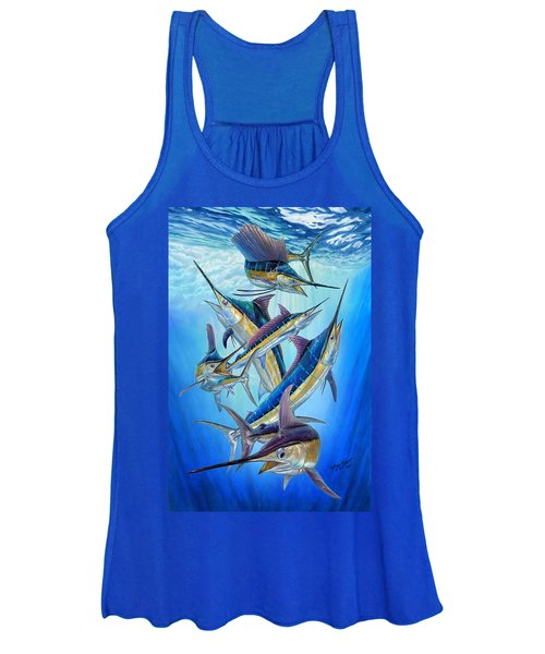 Fantasy Slam Women's Tank Top