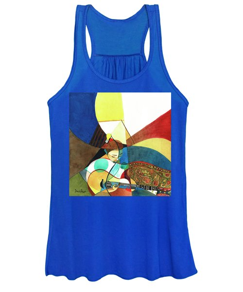 Finding Chords Women's Tank Top