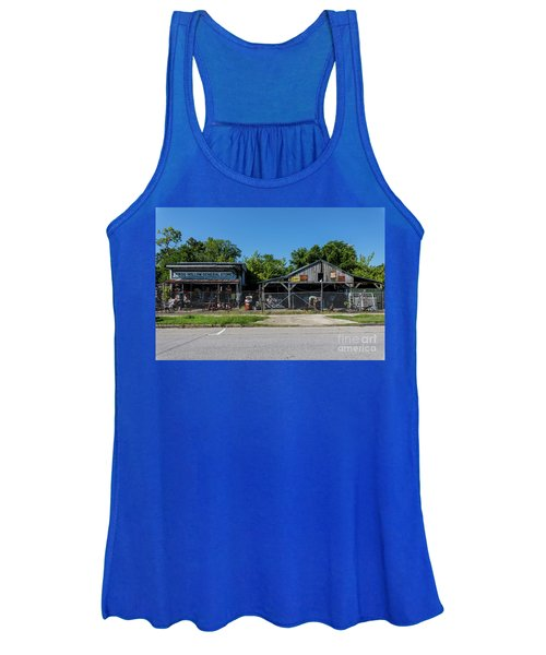 Frog Hollow General Store - Augusta Ga Women's Tank Top