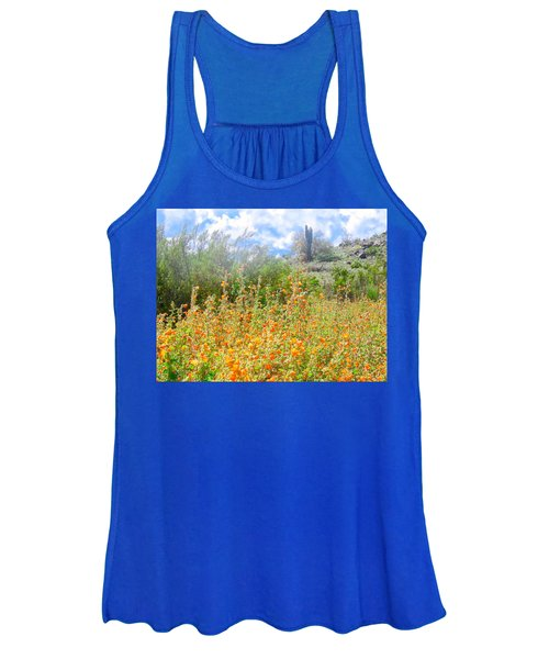 Heavenly Home In Arizona Women's Tank Top