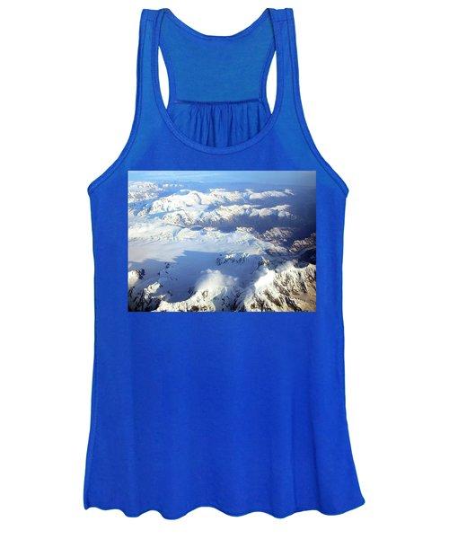 Icebound Mountains Women's Tank Top
