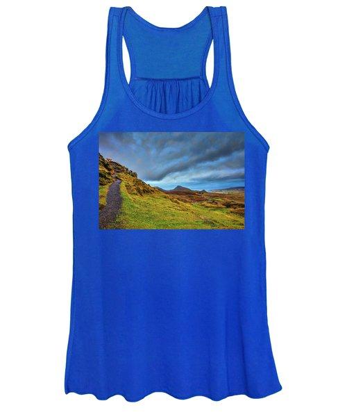 Isle Of Skye Landscape #i1 Women's Tank Top