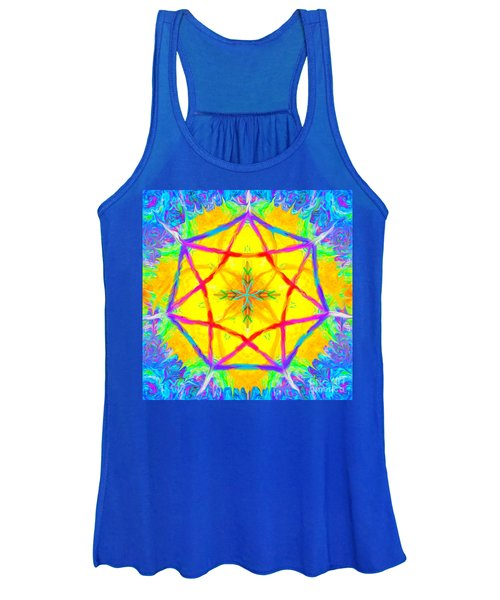 Mandala 12 9 2018 Women's Tank Top