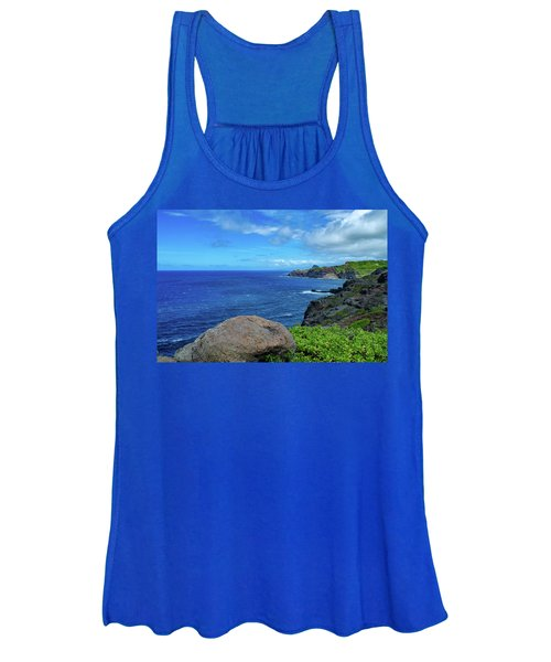 Maui Coast II Women's Tank Top