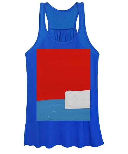 Moby Dick Women's Tank Top