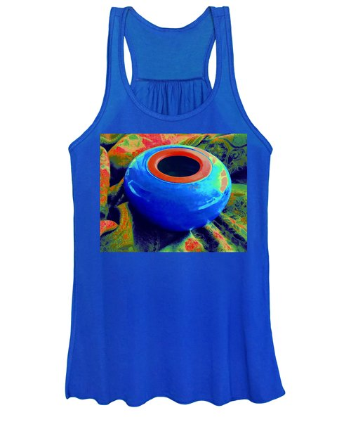 My Blue Bowl -  The  Gift Women's Tank Top