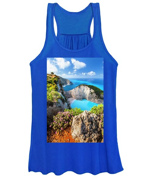 Navagio Bay Women's Tank Top