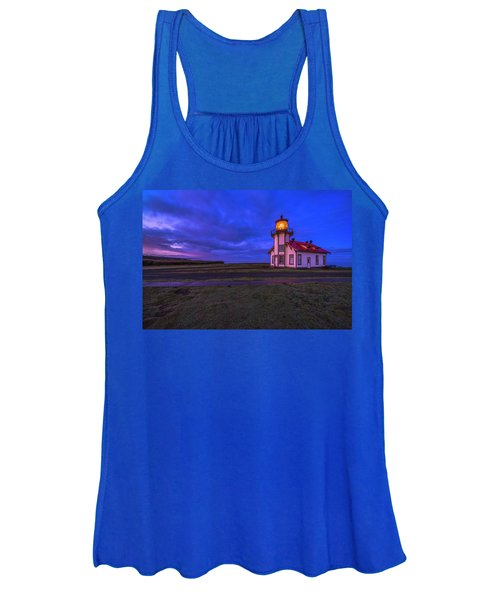 Point Cabrillo Light Station - 3 Women's Tank Top